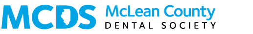 McLean Dental Society Logo that links to the site homepage